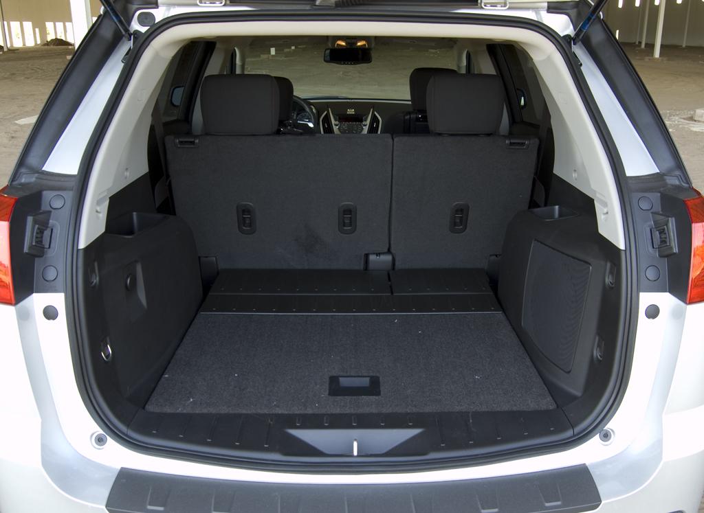2010 gmc terrain review test drive. Black Bedroom Furniture Sets. Home Design Ideas