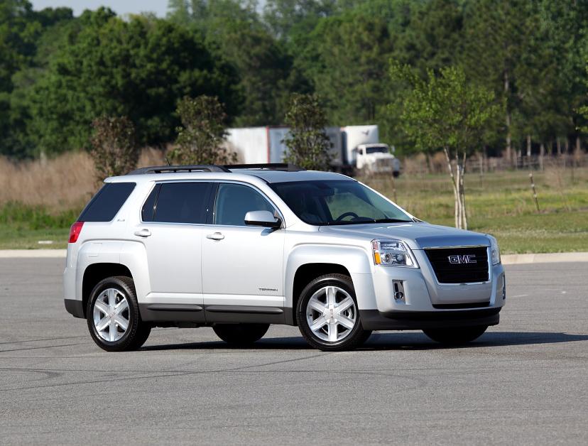 2010 GMC Terrain Review & Test Drive