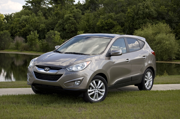 2010 Hyundai Tucson Limited FWD PZEV Review & Test Drive