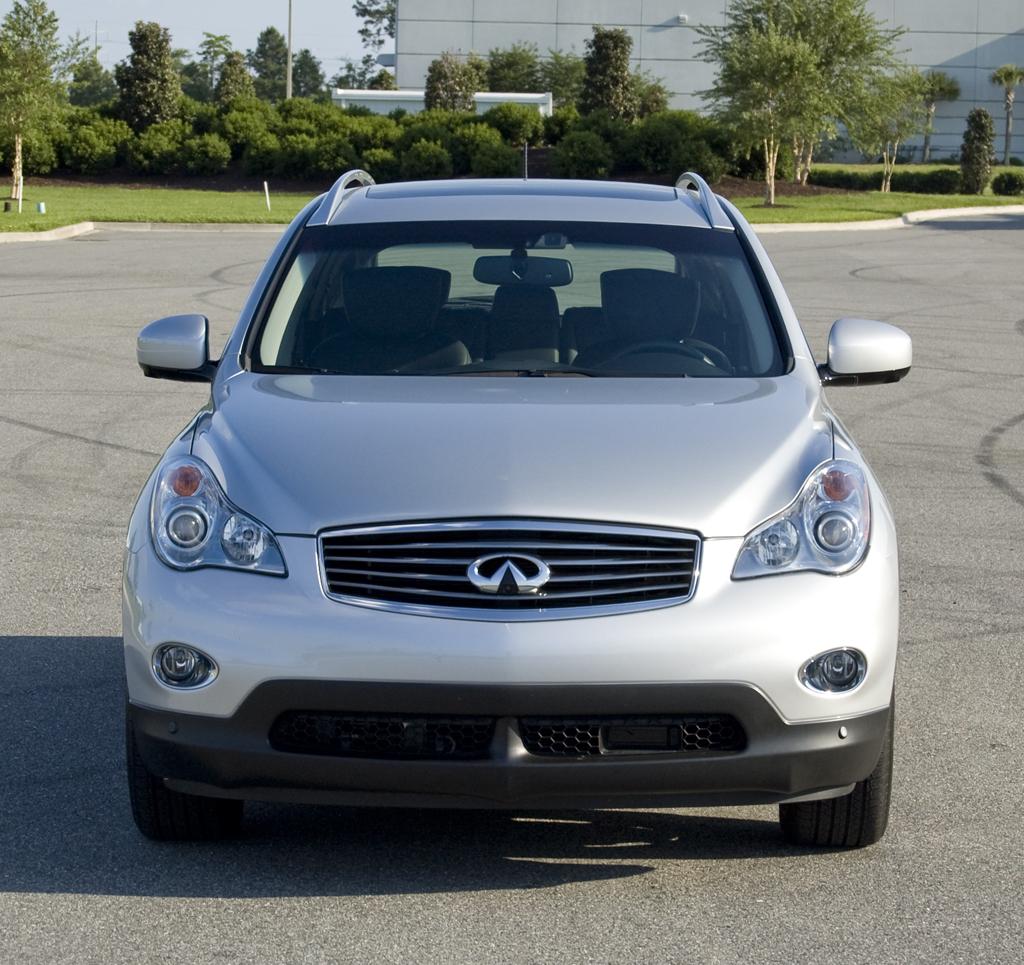 2010 infiniti ex35 journey review test drive vanachro Gallery