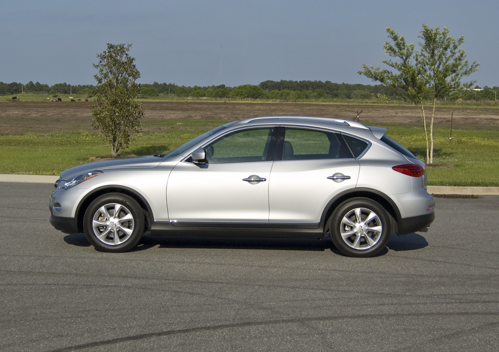 2010 infiniti ex35 journey review test drive. Black Bedroom Furniture Sets. Home Design Ideas