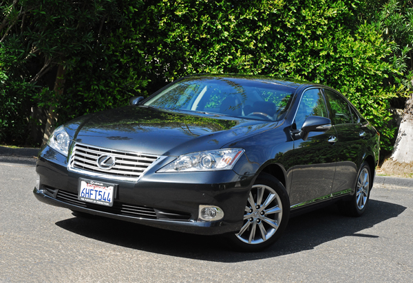 information about cars 2010 lexus es350 review and test drive. Black Bedroom Furniture Sets. Home Design Ideas