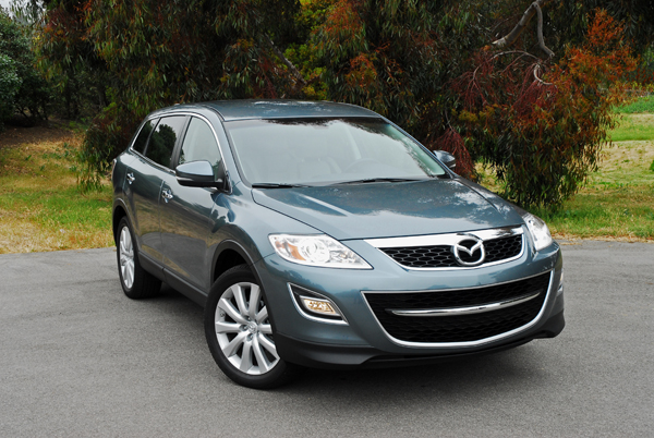 2010 Mazda CX-9 Grand Touring AWD Review & Test Drive
