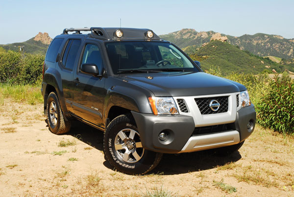 2010 Nissan Xterra Off Road 4 215 4 Review Amp Test Drive