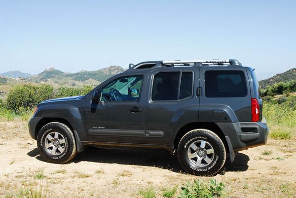 2010 nissan xterra off road 4 4 review test drive. Black Bedroom Furniture Sets. Home Design Ideas
