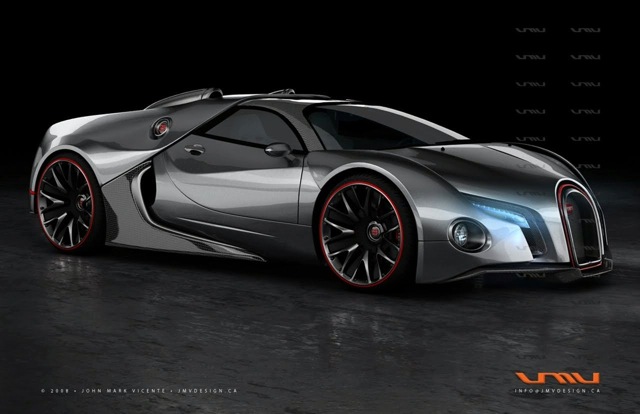 Will the New Bugatti Veyron get 1200hp?