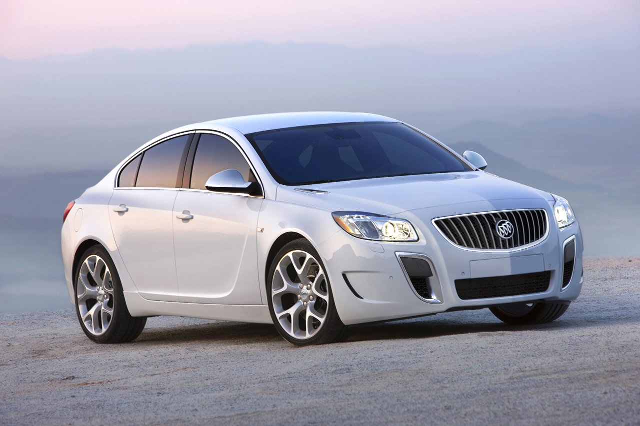 GM Confirms Production of Buick Regal GS