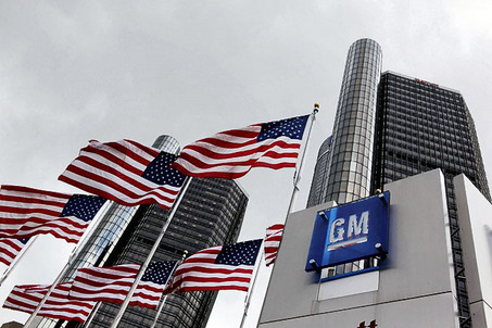 General Motors Posts $865 Million Q1 Profit