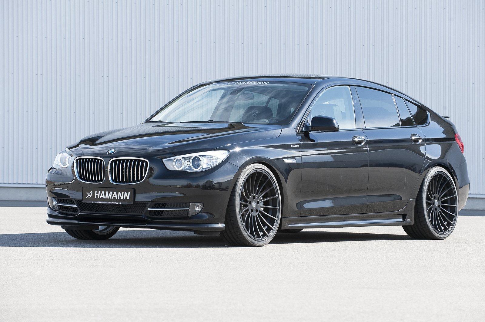 Hamann BMW Series GT Revealed - 2010 bmw 550i gt for sale