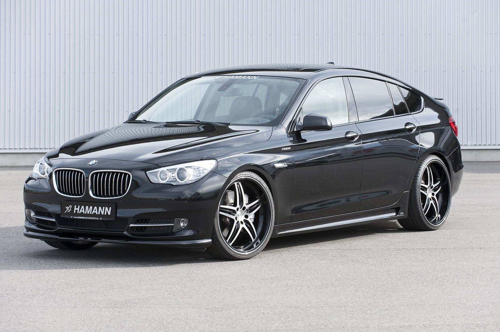 Hamann Bmw 5 Series Gt Revealed Automotive Addicts