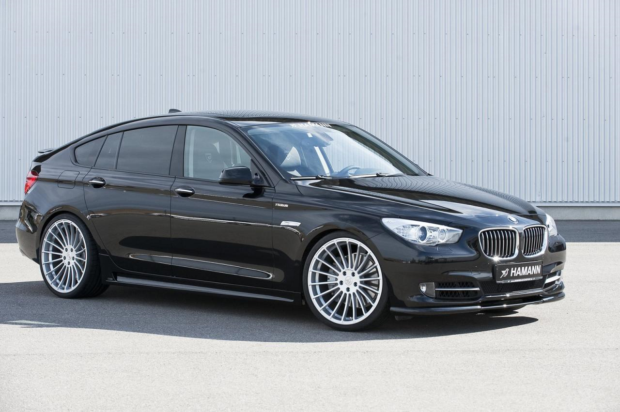 hamann bmw 5 series gt revealed. Black Bedroom Furniture Sets. Home Design Ideas