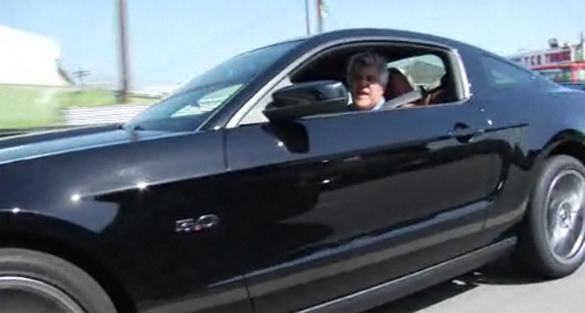 Jay Leno's Garage: 2011 Ford Mustang GT 5.0