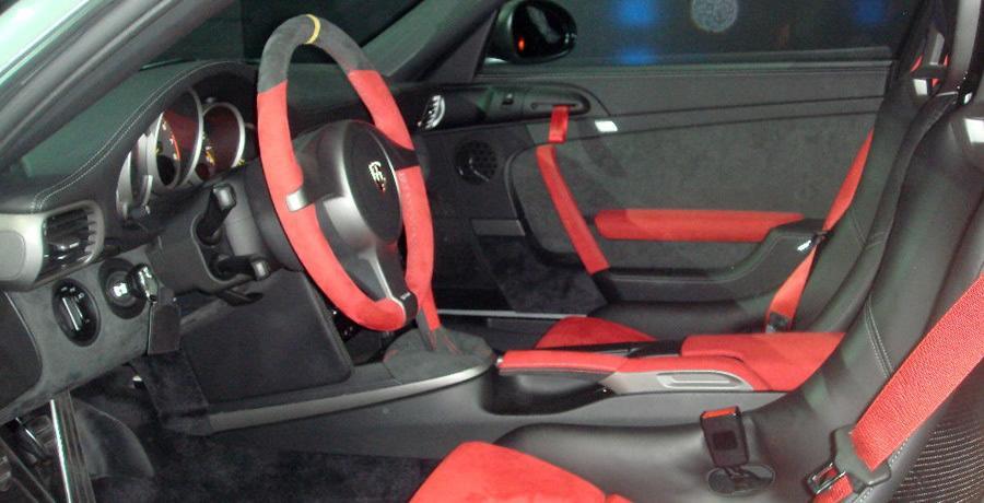 Porsche 911 Gt2 Interior. Video: Upcoming Porsche 911