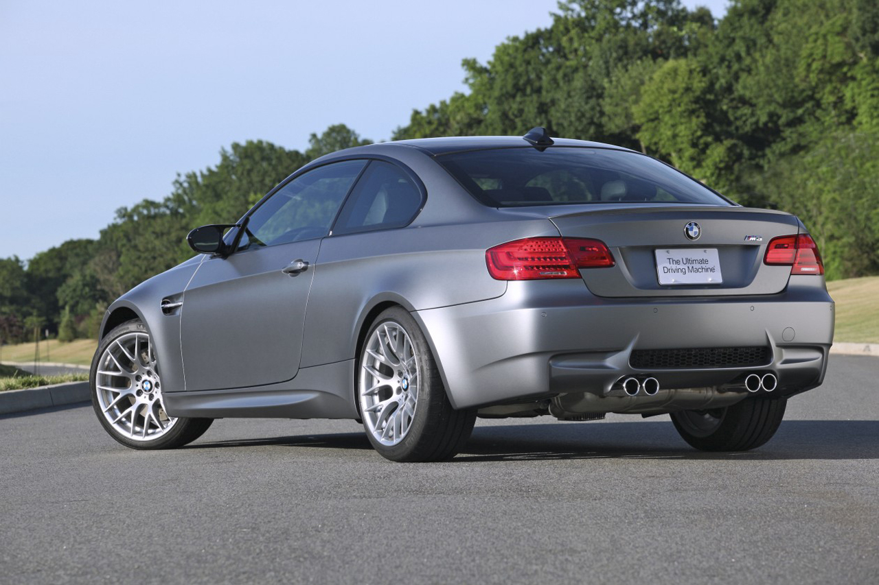 In My Opinion 2011 Bmw Frozen Gray M3 Coupe