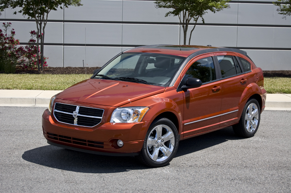 2010 Dodge Caliber R/T Review & Test Drive