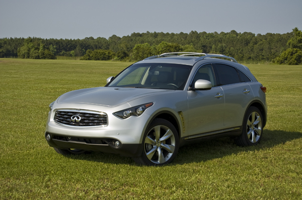 2010 Infiniti FX50S AWD Review & Test Drive
