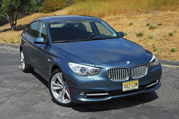 2010 BMW 550i GT Review & Test Drive