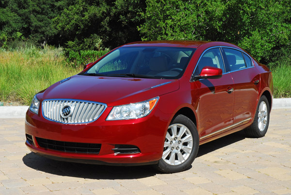2010 Buick LaCrosse Review & Test Drive