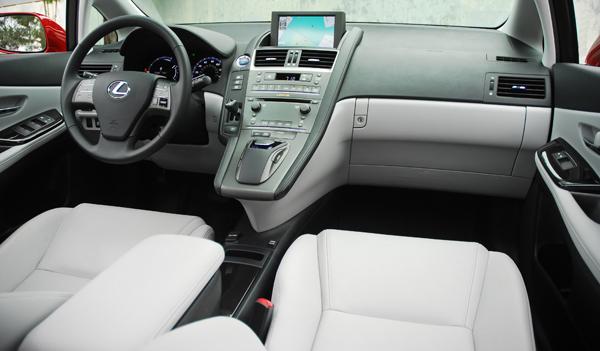The Standard Lexus ...