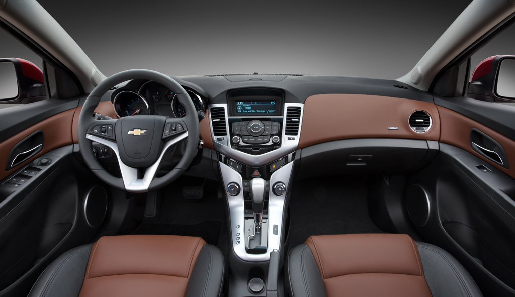 Chevrolet Cruze Pricing Announced Starting At 16 995