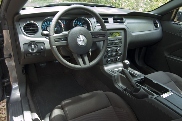 Charming The Interior Of The 2011 ... Amazing Pictures