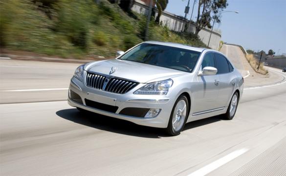 2011 Hyundai Equus & Genesis To Get 429 Horsepower 5.0-liter V8