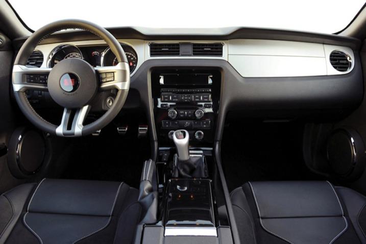 Complete 2011 Saleen S302 Specifications: