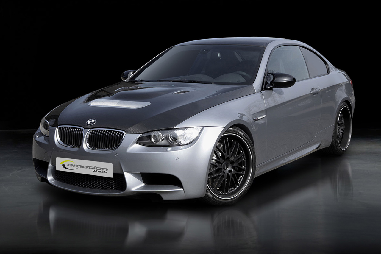 Emotion Wheels 707hp BMW M3 (E92)