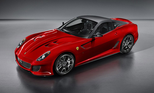Ferrari 599 GTO Road Test Video