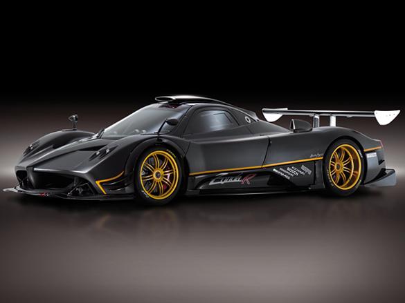 Pagani Zonda R Shatters Ferrari 599XX Nurburgring Record Lap Time
