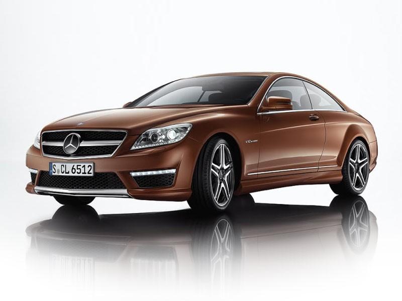 2011 Mercedes-Benz CL63 & CL65 AMG Images Leaked