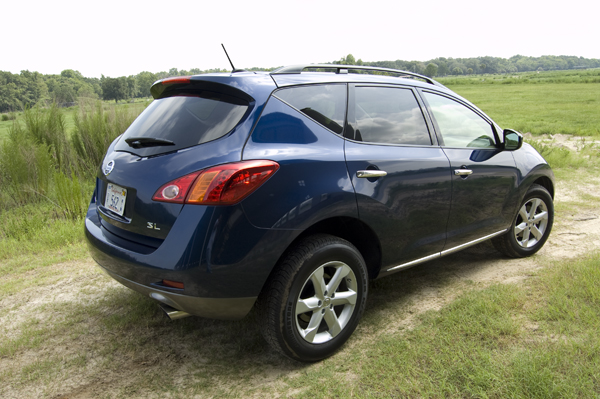 2010 Nissan Murano SL Review & Test Drive