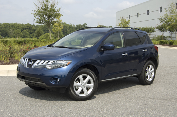 2010 Nissan Murano Sl Review Amp Test Drive