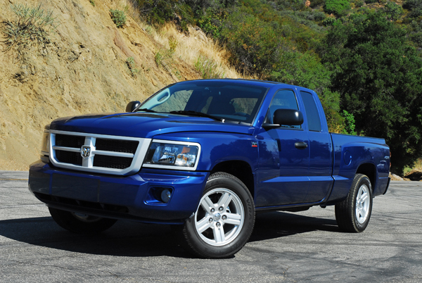 "2010 Dodge Dakota Extended Cab Big Horn 4×4 ""The Right Size Pickup Truck"""