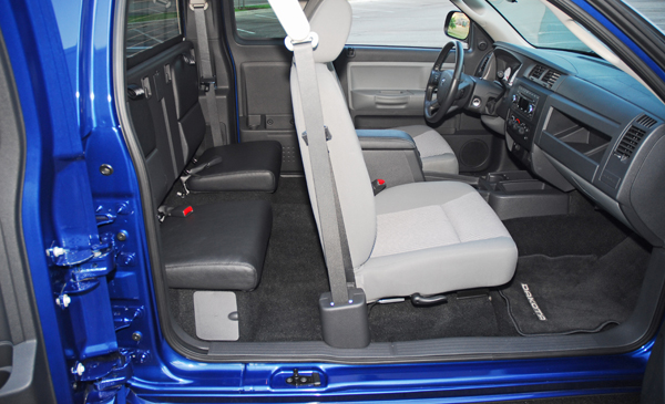 2010 Dodge Dakota Extended Cab Big Horn 4 U00d74  U201cthe Right