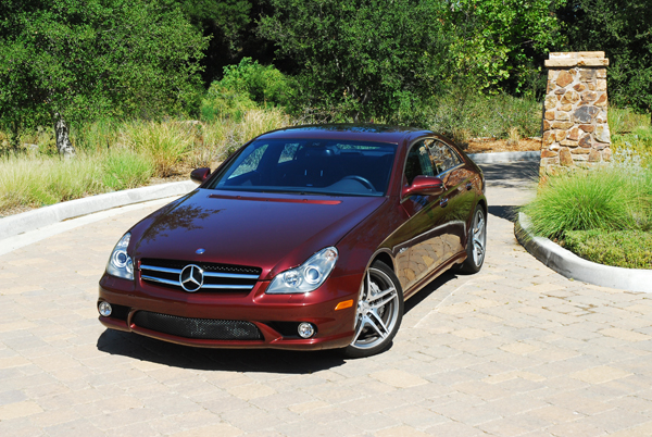 2010 Mercedes-Benz CLS 6.3 AMG – 'Beauty and the Beast'