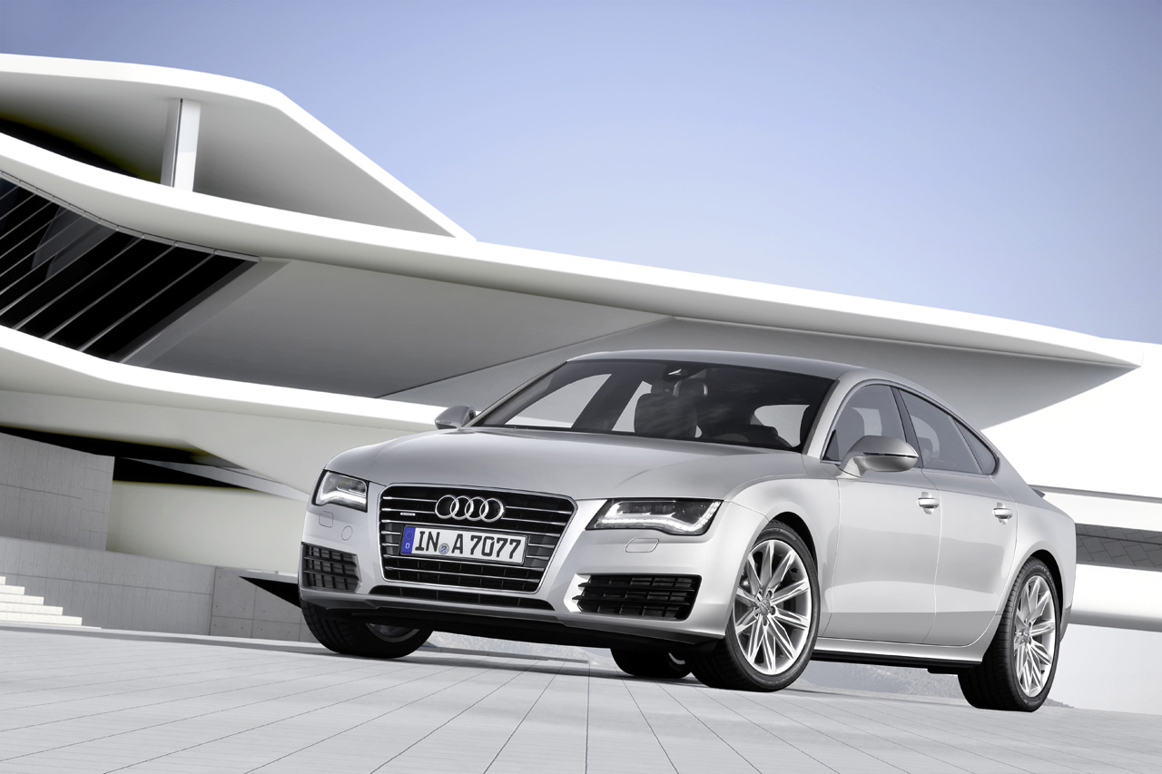 2011 Audi A7 Sportback Revealed In Munich