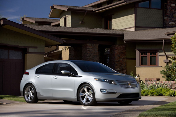 2011 Chevrolet Volt Selling for $41,000* or $350/Month Lease