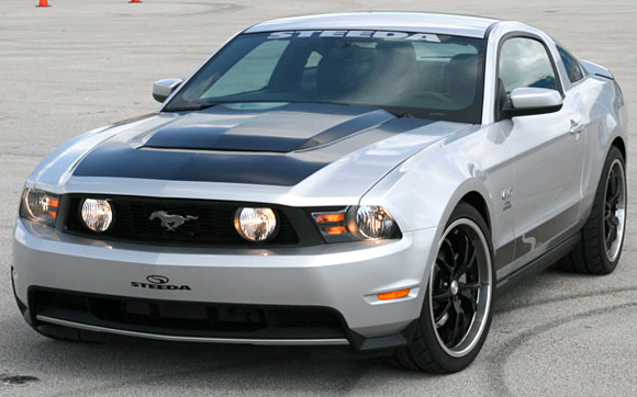 Steeda Announces 2011 Ford Mustang 5.0 Entry Level Performance Package