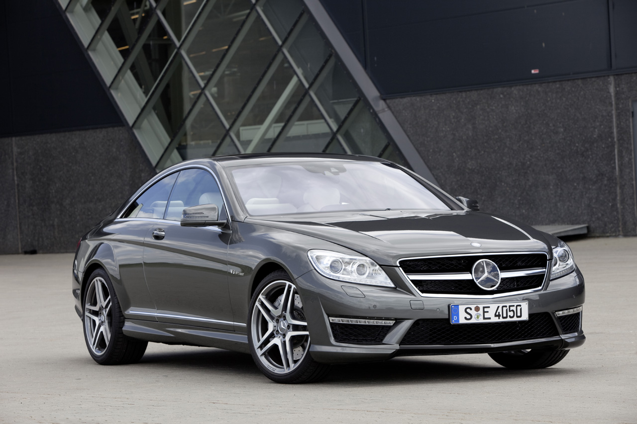 2011 Mercedes-Benz CL63 & CL65 AMG Revealed