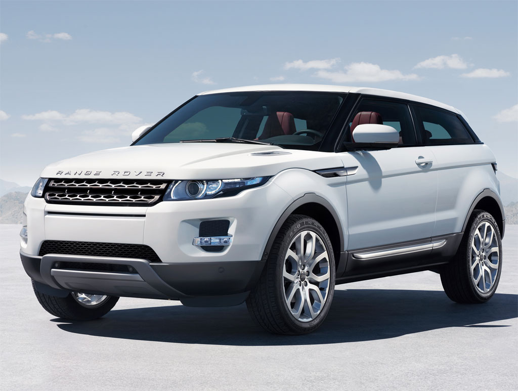 Land Rover Premier Video: 2011 Range Rover Evoque Revealed