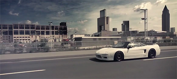 Video: A Tribute To The Acura NSX
