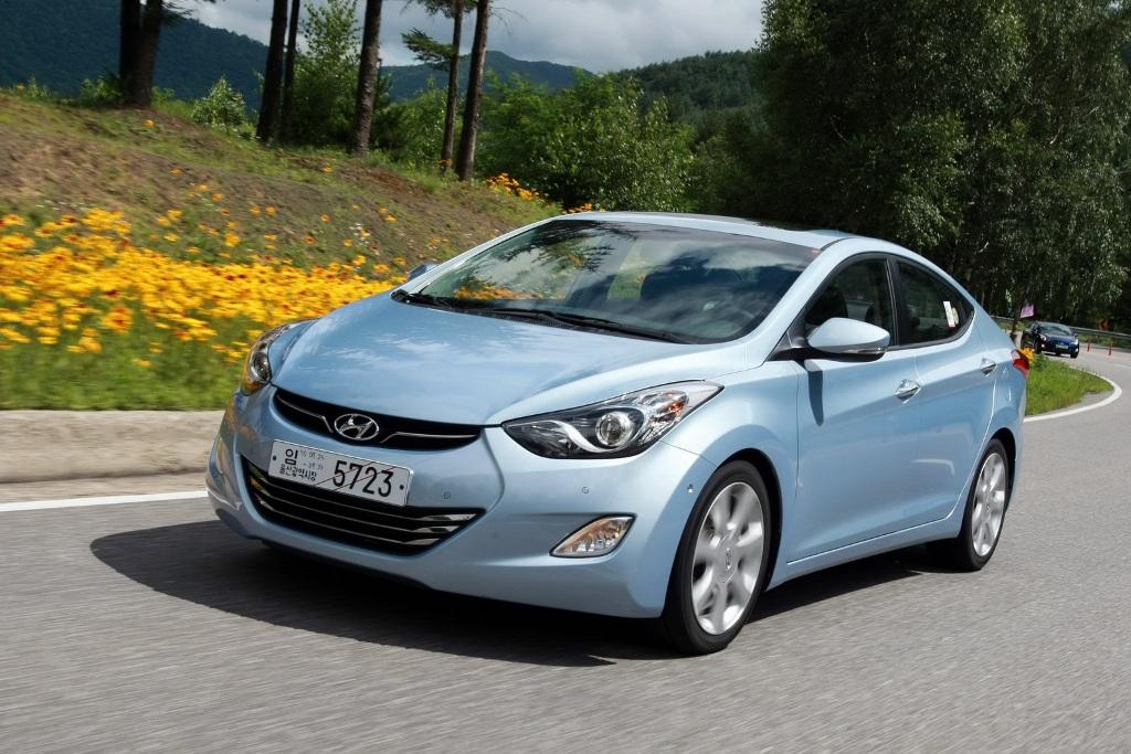 2011 Hyundai Elantra Official Images Surface