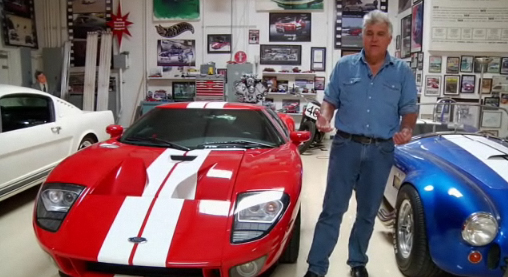 "Video: Jay Leno's #12 Chassis 2005 Ford GT ""The Greatest Ford Of All"""