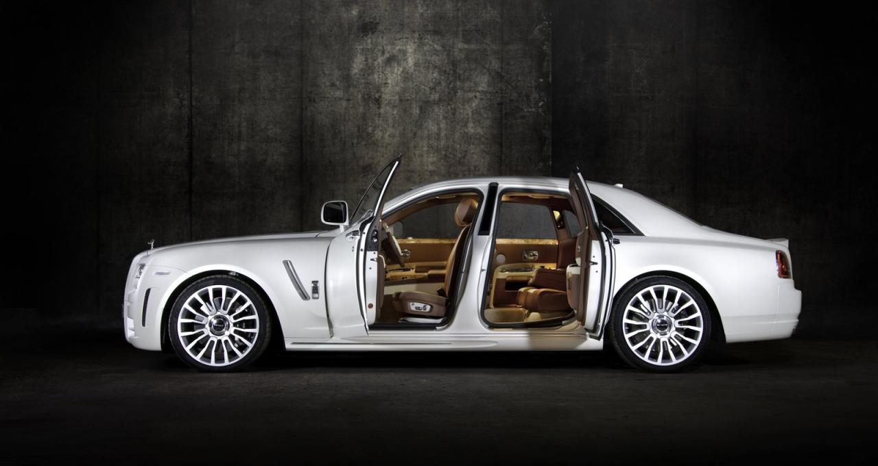 "the ""little"" Rolls-Royce"