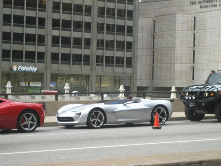 transformers 3 movie set sightings ferrari 458 italia corvette stingray con. Cars Review. Best American Auto & Cars Review