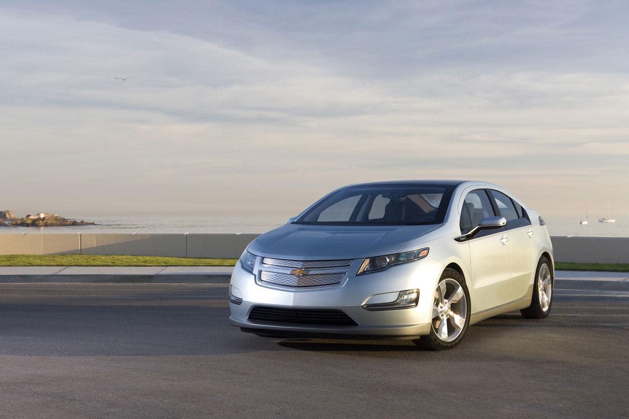 Knock Knock Its Gm Your Chevy Volt Is Almost Ready