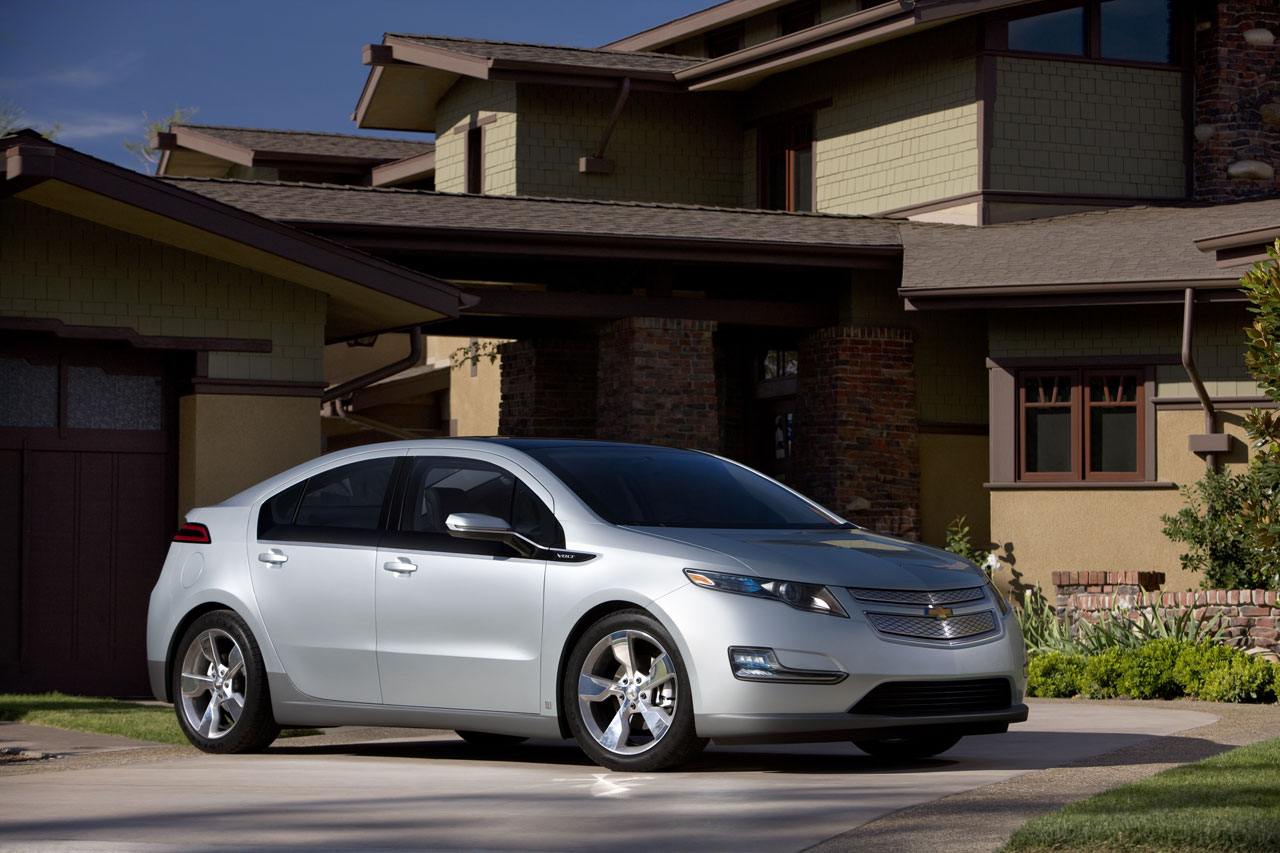 Knock, Knock its GM… Your Chevy Volt is Almost Ready