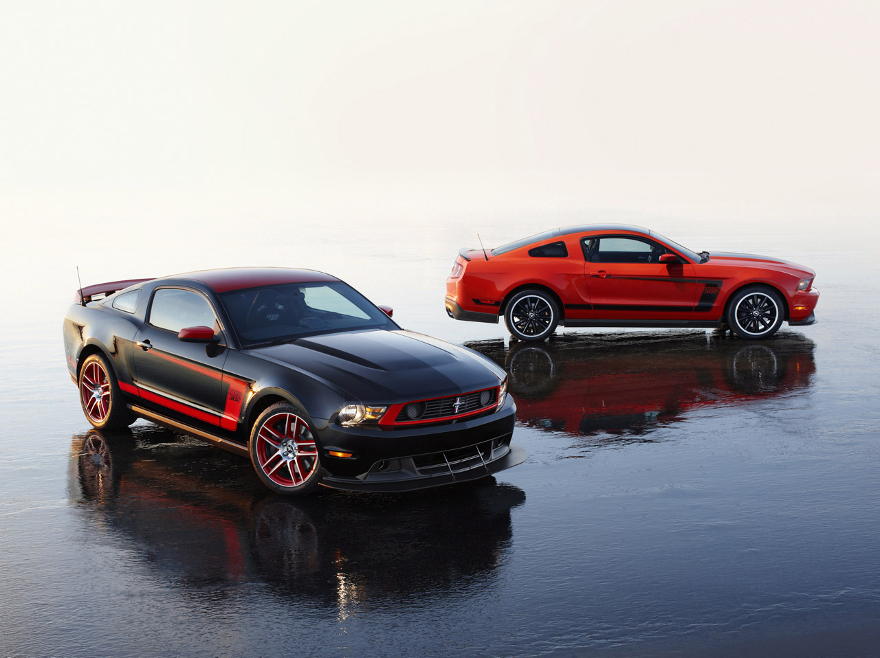 2012 Ford Mustang Boss 302 Revealed