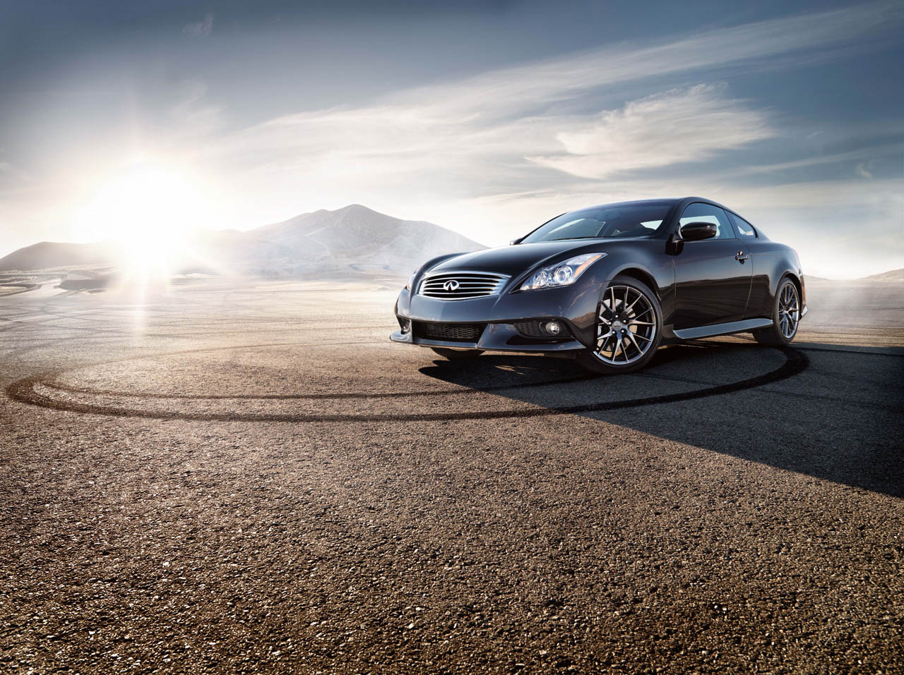 Infiniti Performance Line G Coupe Revealed with 348hp